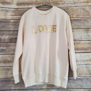 Michael Kors Crewneck Pullover Sweater
